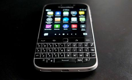Se descubre un misterioso nuevo teléfono de Blackberry