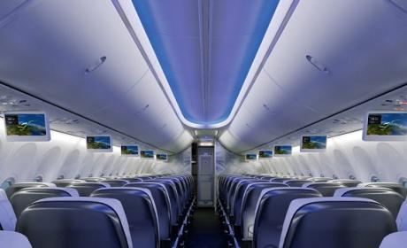Revelan riesgo de seguridad en sistema de entretenimiento en vuelos