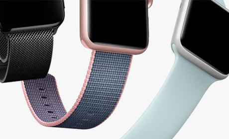 Los nuevos Apple Watch serían más delgados, según una patente