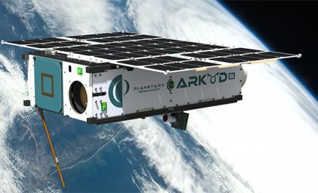 Luxemburgo, lider en minería espacial