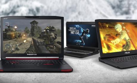 Los mejores portátiles gaming que puedes comprar este 2016