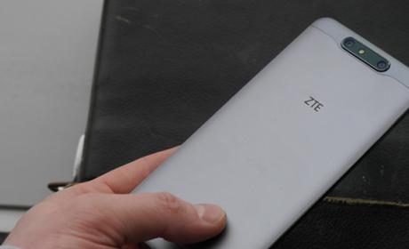 ZTE Blade V8, filtradas imágenes y sus características