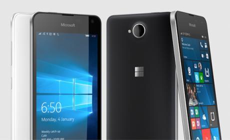 Los mejores móviles con Windows 10 por calidad precio de 2016
