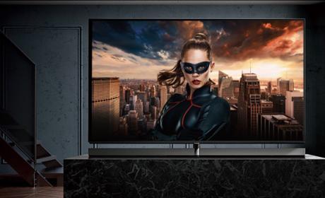 Panasonic presenta el primer televisor 4K compatible con HDR