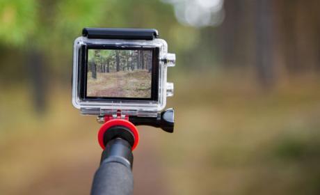 Mejores cámaras deportivas o de acción