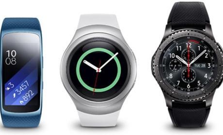 Los relojes Samsung Gear S ya son compatibles con tu iPhone