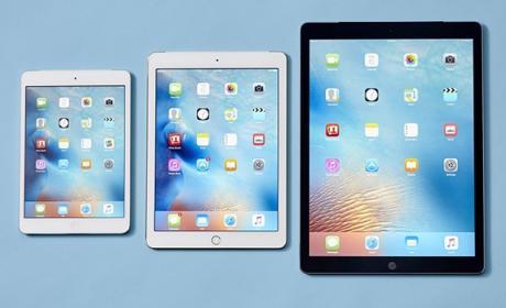 Tres nuevos iPad para mediados de año, uno muy económico