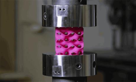 Esta estructura de grafeno es 10 veces más dura que el acero