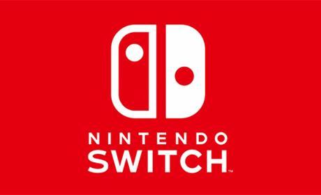 El logo de Nintendo Switch no es simétrico, y aquí lo demostramos