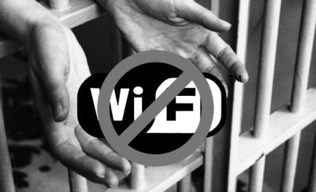 Un inhibidor WiFi en lugar de ir a la cárcel por un cibercrimen