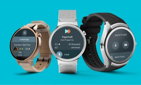 Android Wear 2.0 llegará en febrero