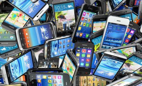 Teléfonos más vendidos