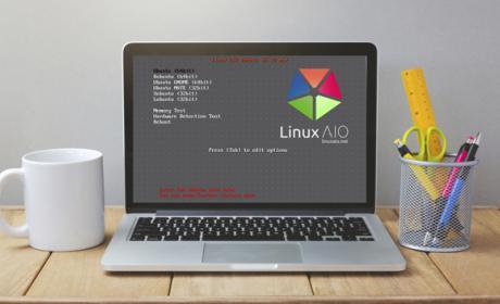 Linux AIO, una ISO para instalar cualquier versión de Ubuntu