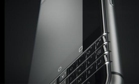 Nueva BB con Android y teclado físico
