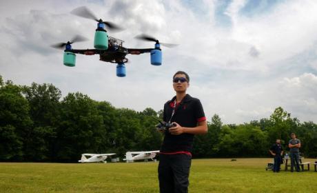 Qué puedes y qué no puedes hacer con tu dron, según la ley