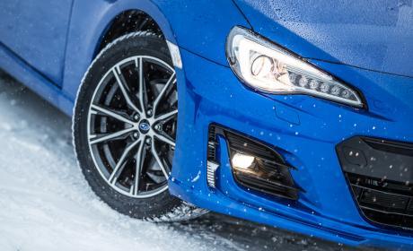 Subaru BRZ 2017 faros LED
