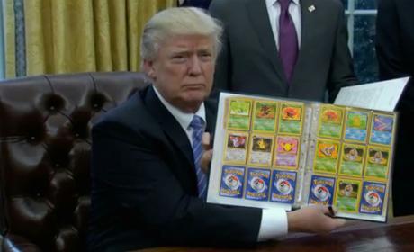 Imágenes graciosas de Donald Trump
