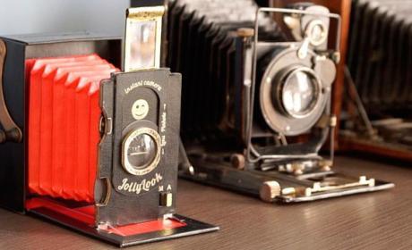 camara fotos vintage