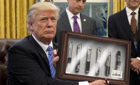 Este generador de memes es exclusivo de Donald Trump
