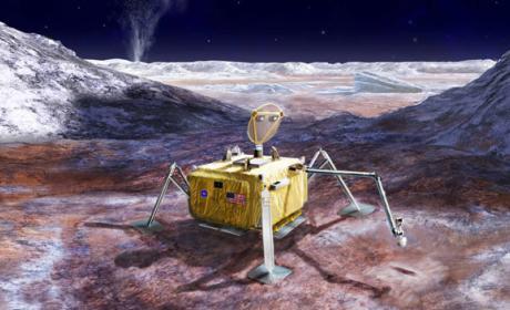 La NASA investigará si hay vida en la luna Europa de Júpiter