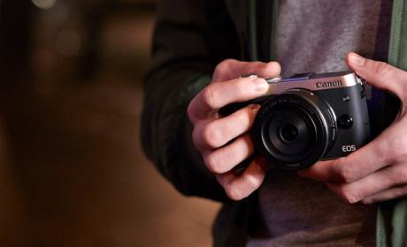 Canon presenta la EOS M6 y las dos nuevas DSLR EOS77D y EOS800D