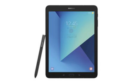 Imagen filtrada de la nueva tablet de Samsung