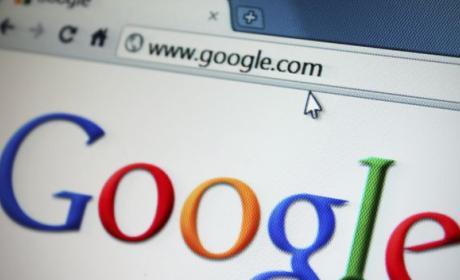 google dominio falso