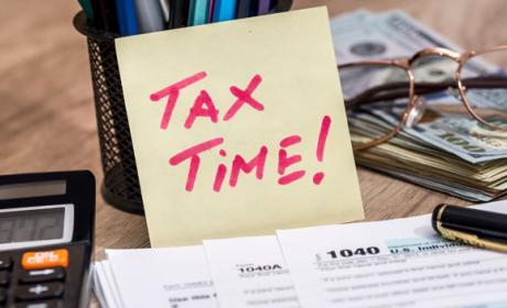 impuestos estados unidos