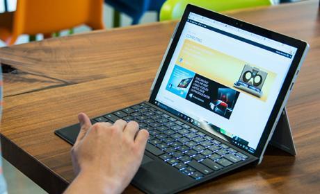Aparecen las primeras referencias de la Surface Pro 5