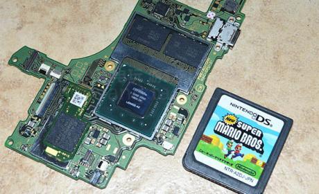 Nintendo Switch por dentro