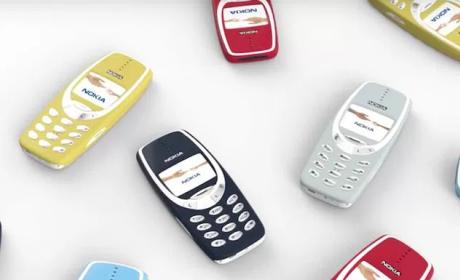 Rumores de nuevas características del Nokia 3310