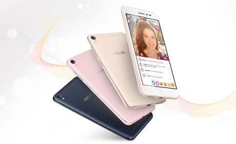Asus Zenfone Live, el teléfono para los amantes de los selfies