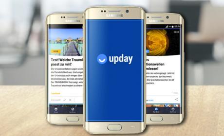 La plataforma de noticias personalizadas Upday llega a España