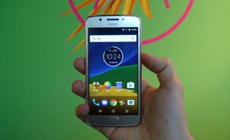 Moto G5, análisis en la toma de contacto