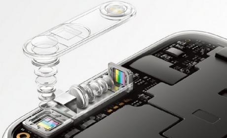 Oppo presenta la cámara periscopio para móvil con zoom óptico 5X