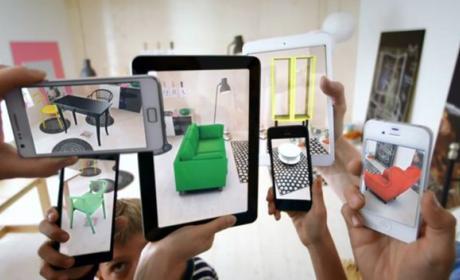 El iPhone 8 podría contar con tecnología de realidad aumentada