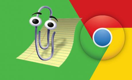 Clippy de Word, ahora en Chrome