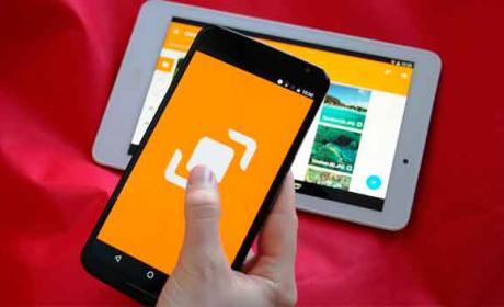 App para Chromecast del almacenamiento online HiDrive de STRATO