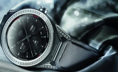 Intel y TAG Heuer lanzan su nuevo smartwatch modular de lujo