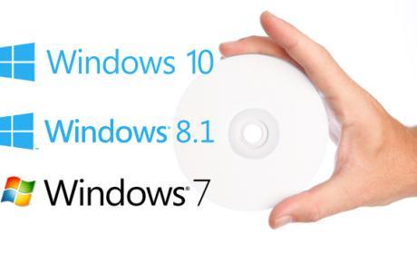 Cómo descargar gratis Windows 10, 8.1 y 7 en formato ISO