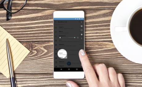BlackBerry Privacy Shade, la aplicación que permite ocultar la pantalla en Android