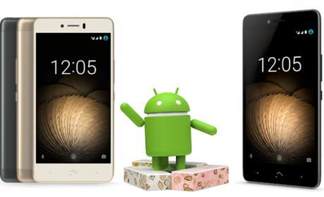 Los 7 mejores smartphones actualizados a Android Nougat