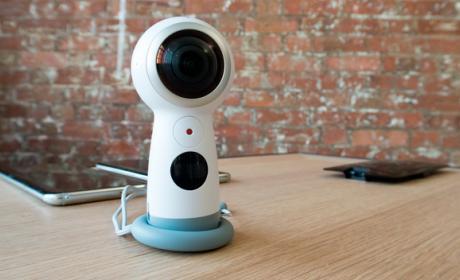 Nueva Samsung Gear 360: diseño renovado y nuevas funciones