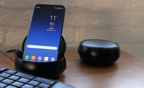 Así funciona Samsung DeX: convierte tu S8 en un ordenador