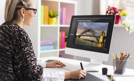 La app de Adobe permite copiar el estilo de una foto en otra
