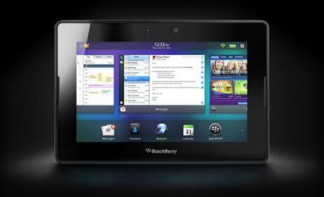 Pronto podríamos ver una tablet de Blackberry en el mercado