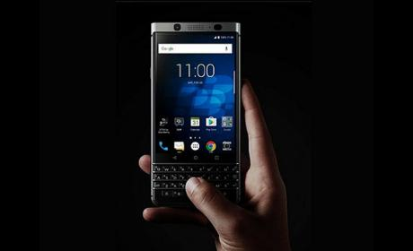 A la Blackberry KEYone no se le espera hasta mayo, como mínimo