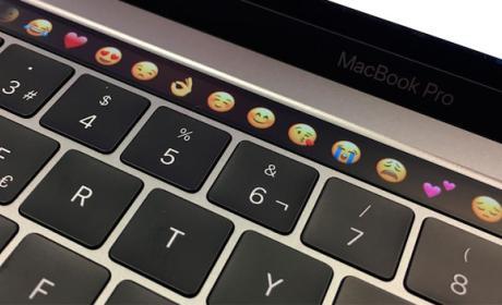 touch bar magic keyboard