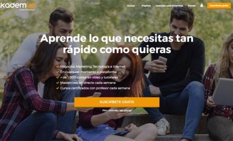 Akademus, la academia digital con cursos online gratuitos