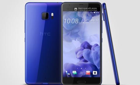 El HTC U Ultra con cristal de zafiro, en Europa el 18 de abril